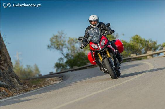 BMW S1000XR - Alma Felina - Test drives - Andar de Moto