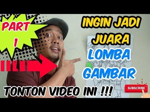 Cara Menggambar Orang Part 1 Tema Persatuan Indonesia Youtube Cara Menggambar Menggambar Orang Orang