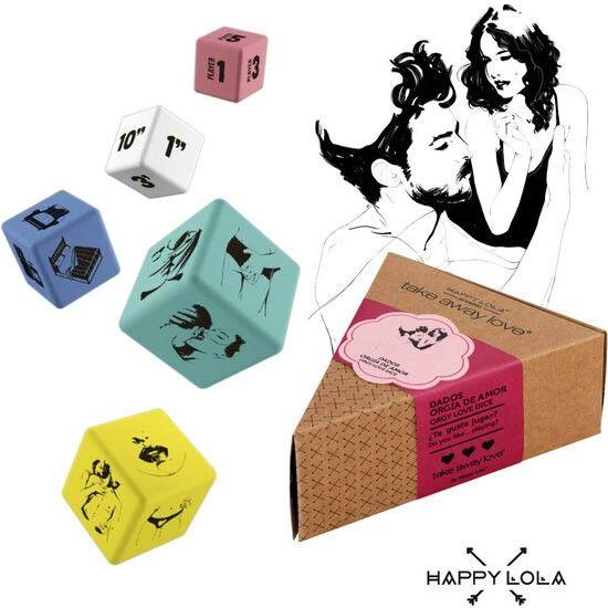 Kheper games orgy dice sex game