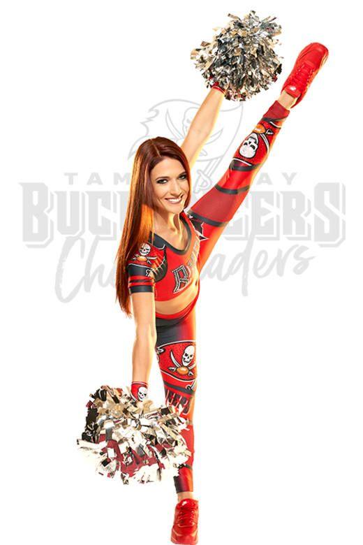 Anna P Buccaneers Cheerleaders Cheerleading Dance Tampa Bay Buccaneers Cheerleaders