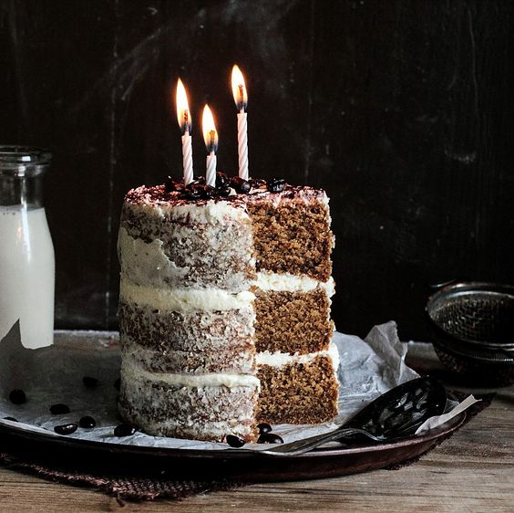 White Chocolate Espresso Cake - Home - Pastry Affair
