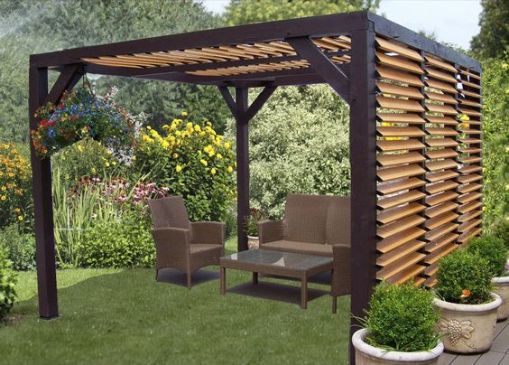 habrita pergola carport ombra bois prix promo carport carrefour online 1 promotion. Black Bedroom Furniture Sets. Home Design Ideas