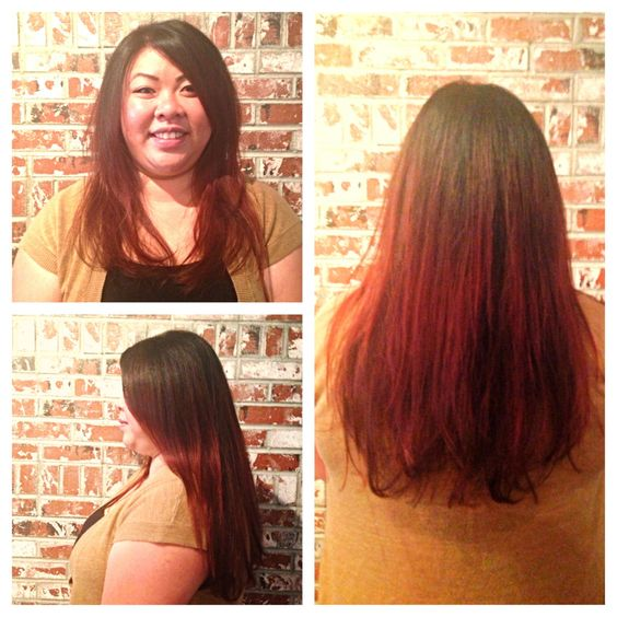 Hair by Samantha Manuel #ombre #beautifulhair #beautiful #sacramento #hair #hairstyles