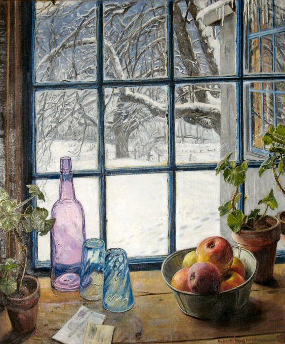 Winter Window High Resolution