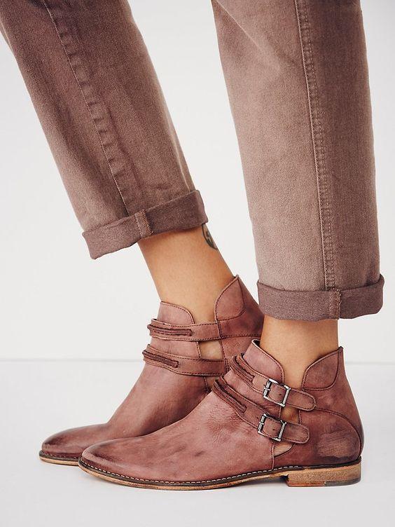 Free People Braeburn Ankle Boot, $168.00