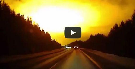 Ρωσία: Νέες λάμψεις στον ουρανό προκαλούν ερωτηματικά για την προέλευσή τους [Βίντεο]