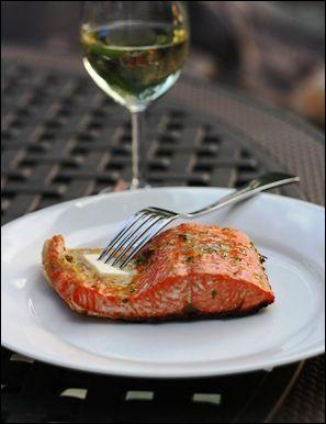 ... we sockeye salmon fresh herbs salmon seattle herbs rivers water fresh