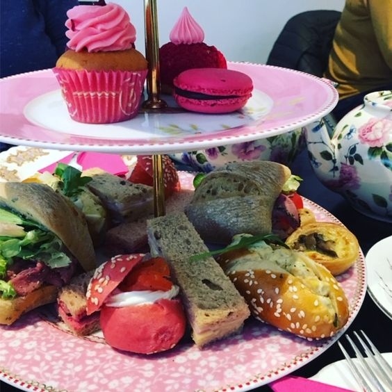 Does anything compare to an English Tea? Spend an afternoon in Covent Garden enjoying pastries, scones, and finger sandwiches. And tea, of course! A perfect mother-daughter or girlfriends' outing in London!