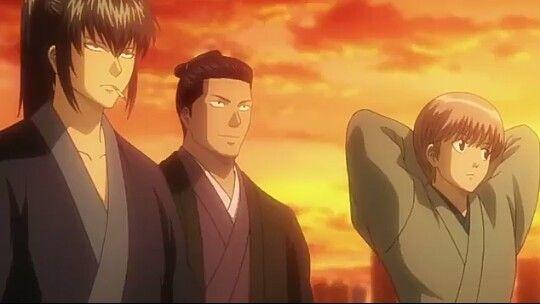 farewell shinsengumi arc 銀魂 銀 プリ画像