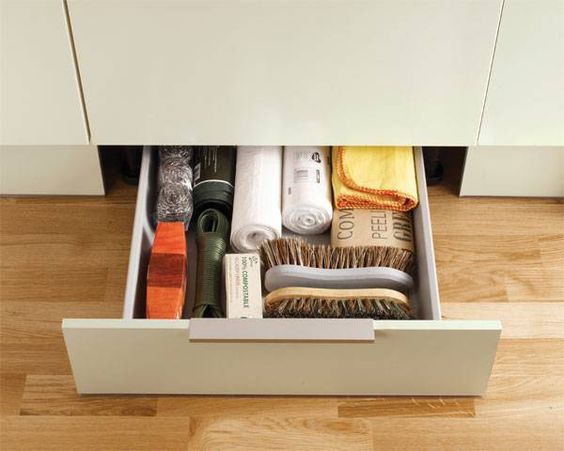 Plinth Drawer Drawer Storage Accessories Kitchen Collection Howdens Joinery Remodeling