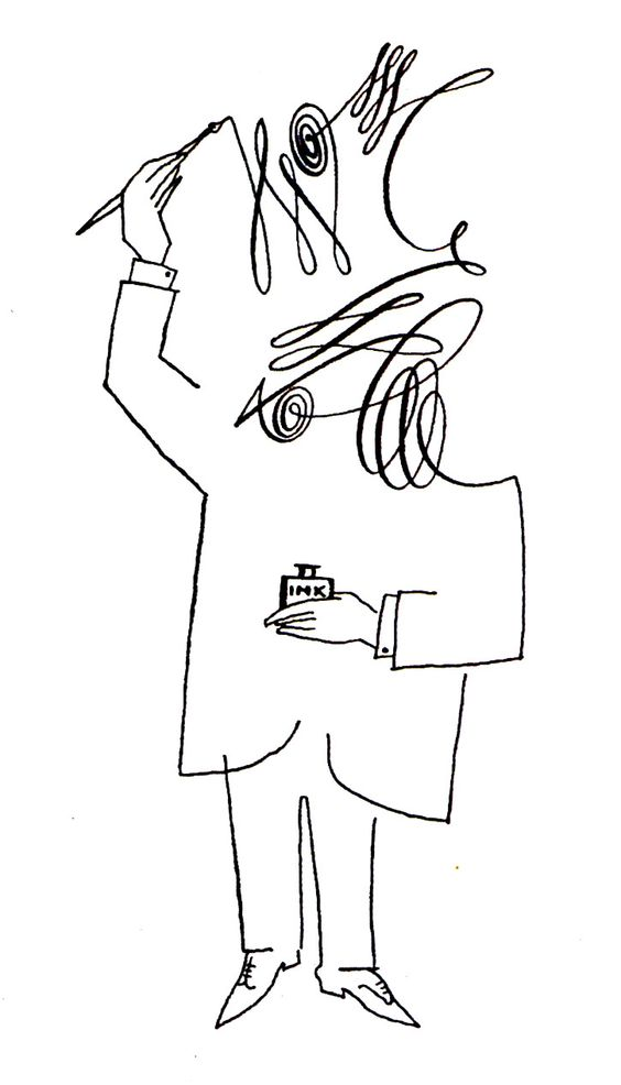 Artforum  Steinberg Self Portrait