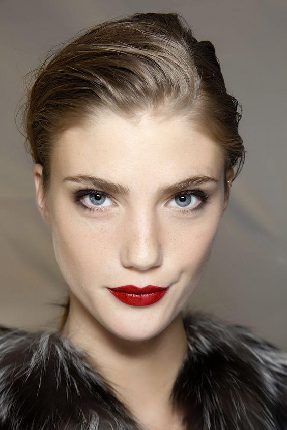 ¿Qué significa el color de tu lipstick? : ELLE