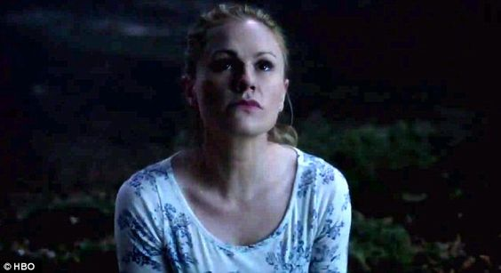It's like the past has caught up with the present: True Blood will air on HBO in the US June 22
