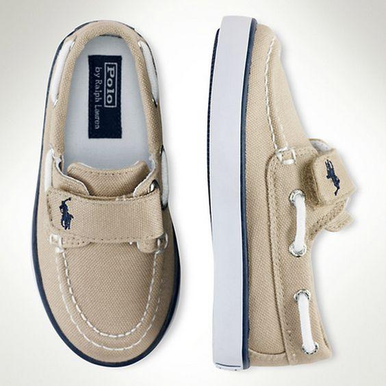 Ralph Lauren Shoes for Baby Boys