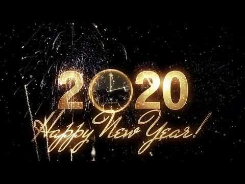 New Year Countdown Clock 2020 Glamorous Celebration Epic Uplifting Youtube New Years Countdown Countdown Clock New Year Clock