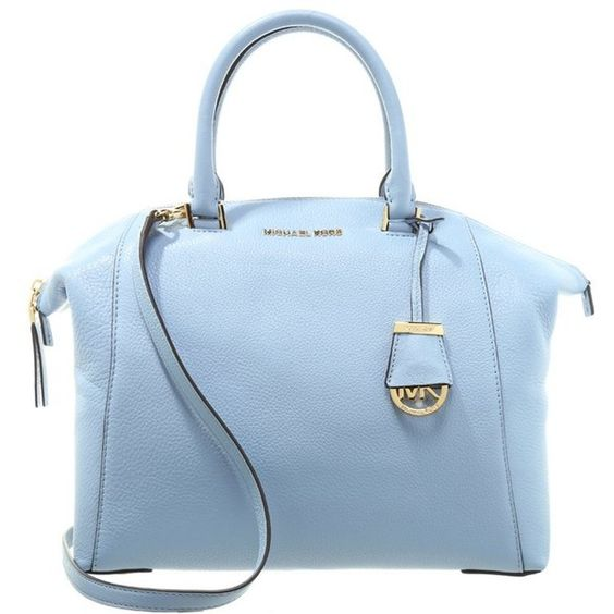 michael kors handbags light blue michael michael kors riley handbag. Black Bedroom Furniture Sets. Home Design Ideas