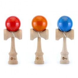 Kendama. Classic Japanese game of skill and tricks. Great way to get older kids moving and away from the screen! $21.95
