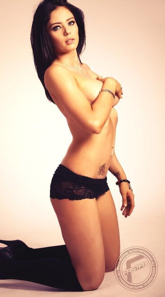 #model #lingerie
