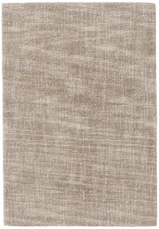Crosshatch Sand Wool Micro Hooked Rug Dash Albert With Images Hooked Wool Rugs Neutral Area Rugs