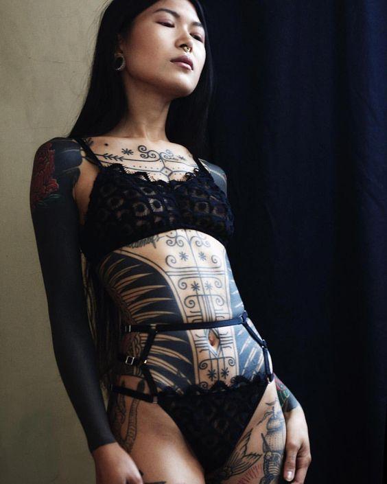 Instagram post by â A N H â • Jun 14, 2018 at 6:20pm UTC #tattoosforwomen