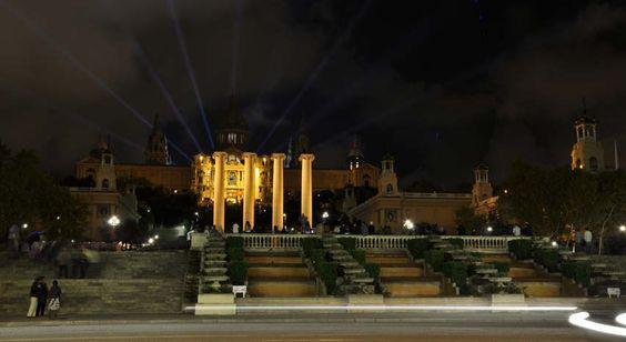 Green_Pear_Diaries_Barcelona: Plaza España