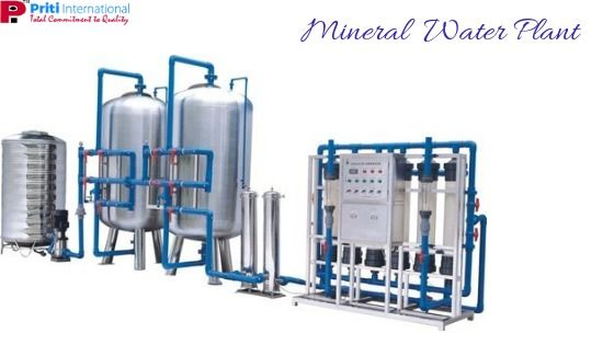 How Turnkey Project Solutions Help In The Bottled Water Packaging Plant Mineral Water Water Plants Water Treatment Plant