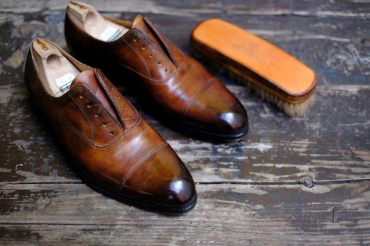 Стил и Trend.  Мъжки обувки: