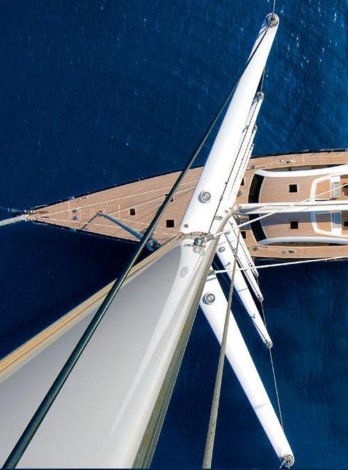 Yachtcharter Griechenland mit sailing yacht Aristarchos http://www.cosmos-yachting.de/yachtcharter-griechenland/