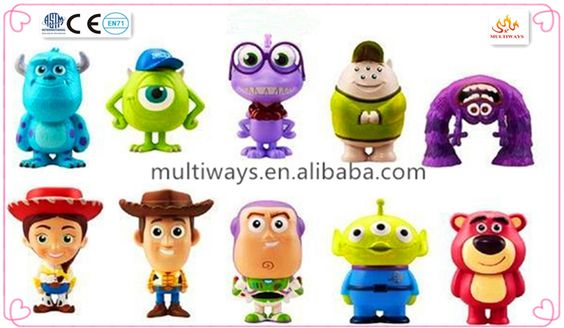 miniature plastice figures/ action figurines/small toys for kids