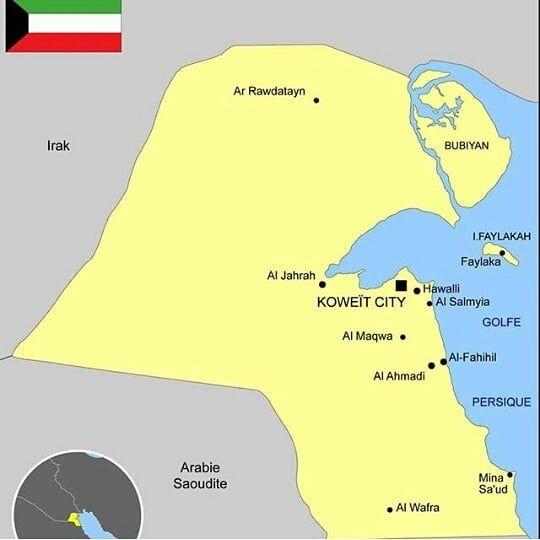 Map Of Kuwait Kuwait Kuwaiti Kuwaitis Map Maps Mapping World Worlds Middleeast Arab Arabic Arabian Continent Arrawdatay Map Kuwait City Instagram