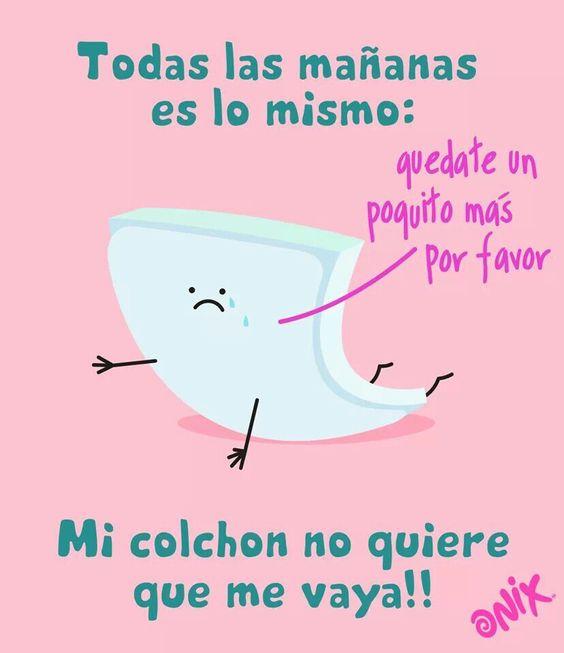 Spanish joke...I'm sure we can all relate! #learning #spanish #kids  Visita colchonesbaratos.net y descubre todo sobre los colchones