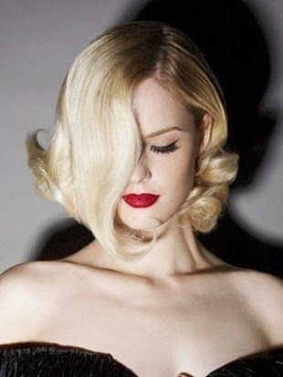 Haircut style for women short hair 2014