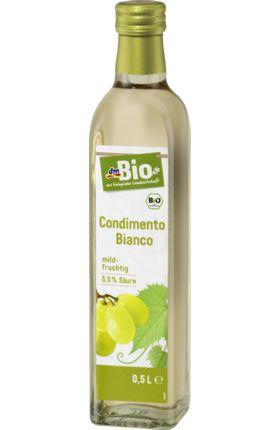 Die mild-fruchtige Essigspezialität aus Italien ist eine edle Komposition aus Weißweinessig und hellem Traubenmost. Köstlich für Salatdressings, helle...