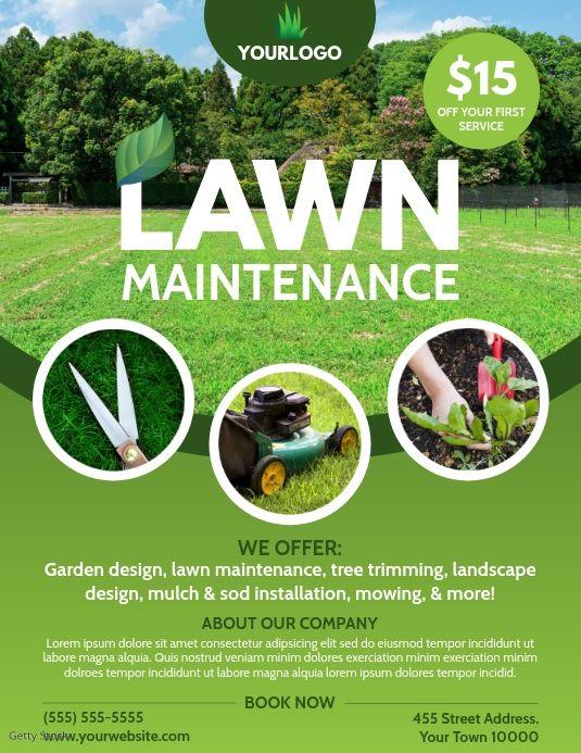 Lawn Service Lawn Mowing Business Lawn Service Lawn Care Logo