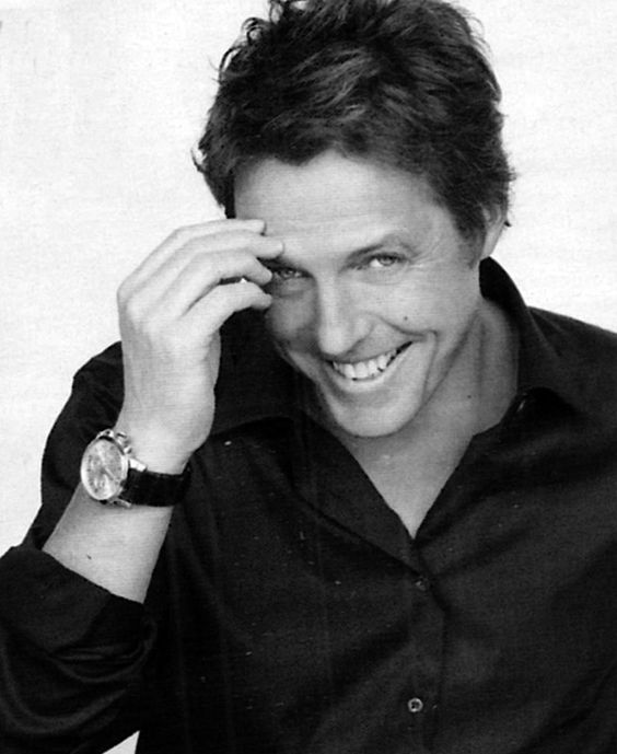 Hugh Grant. His accent gets me everytime and his good looks don't hurt either. ;)