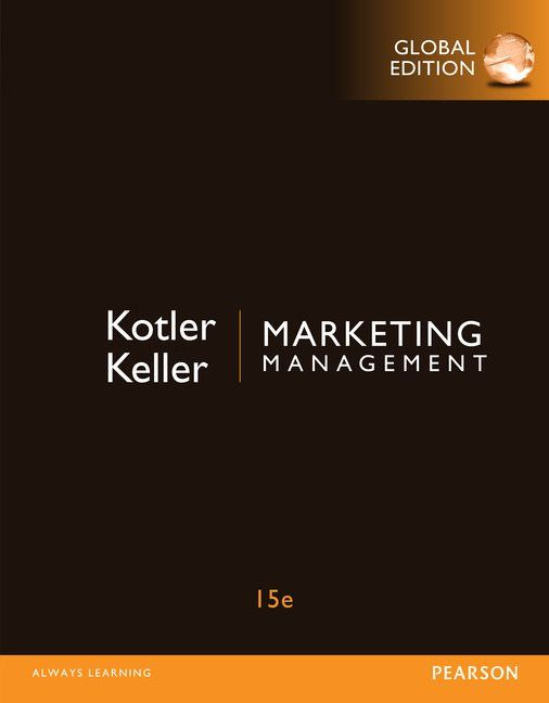 Marketing Management 15th 15e By Philip Kotler Book Marketing Marketing Manager Marketing Pdf