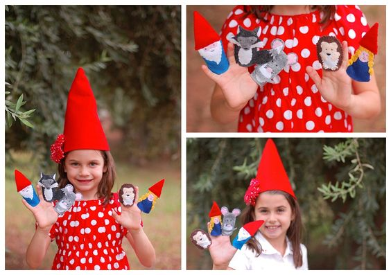 Tradewind Tiaras: Real Parties: A Fall Gnome Birthday Party