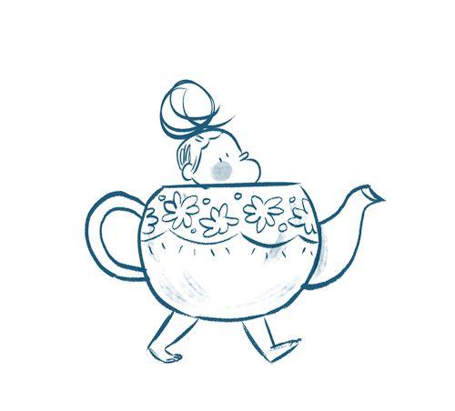 draw-blog:  teapot