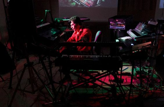 Alba Ecstasy & Nord: The Electronic Museum Concert. April 2012.
