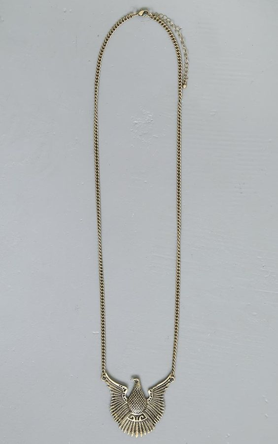 Soaring Phoenix Necklace - New Arrivals #SFLlovespring