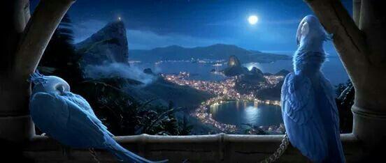 Filme RIO ♥♥