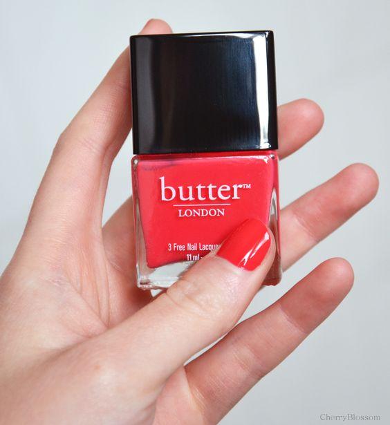 MacBeth - Butter London | CherryBlogssom