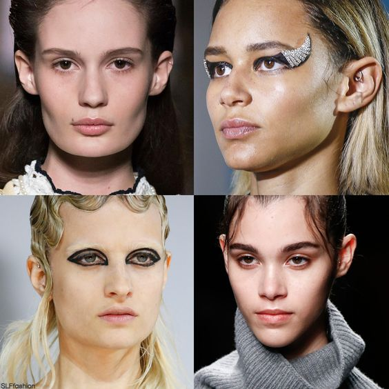 Trendy Jewelry Style for FW 2016: Minimal Ear Piercing. Miu Miu, Anthony Vaccarello, Marc Jacobs, and Valentino Fall Winter 2016.