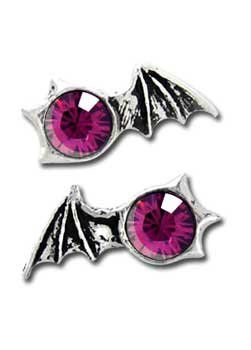 Pair of Matins Night Bat Gothic Earrings Dear Deceased,http://www.amazon.com/dp/B007SO2T1O/ref=cm_sw_r_pi_dp_oMg7sb0MKAHRW2XG