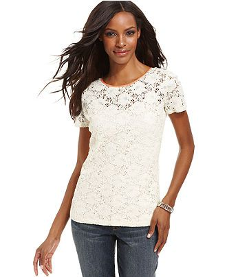 Just purchased this. Comfortable and flattering. Easy for casual to dressy
