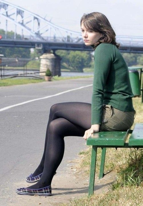Black pantyhose schoolgirl and tights on pinterest