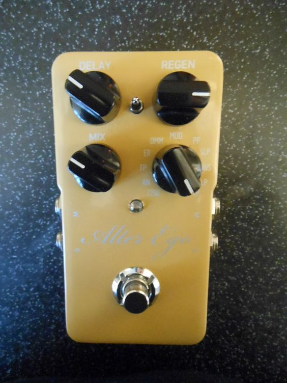 My review of the Alter Ego custom delay and looper pedal by TC Electronic. In fact, this review is so long overdue that TC describe this pedal as a legacy product. But, better late than never!?