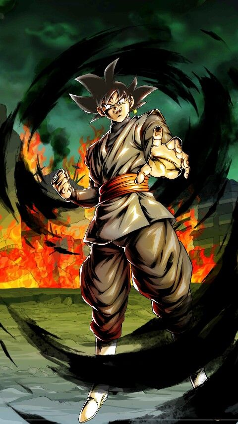 Goku Black Dragon Ball Legends Dragon Ball Super Manga Goku Black Dragon Ball Z