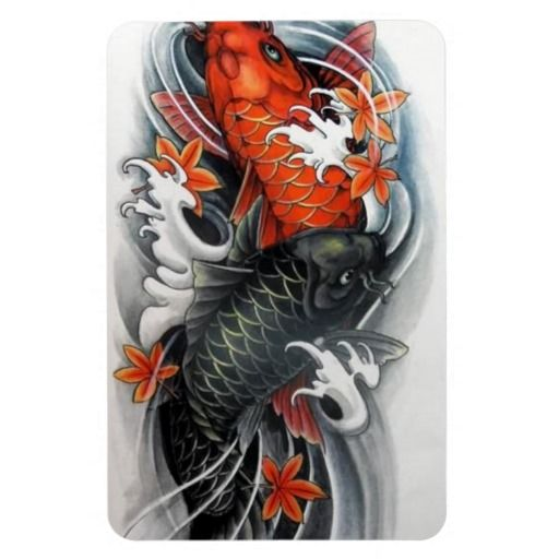 Tattoo carpe ko japonais projets essayer pinterest for Dragon koi fish for sale