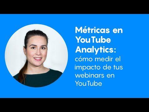 Youtube Analytics Es La Herramienta Que Te Permite Analizar E Introducir Las Mejoras Que Te Harán Ganar Visualizac Youtube Campañas Publicitarias Visualizacion